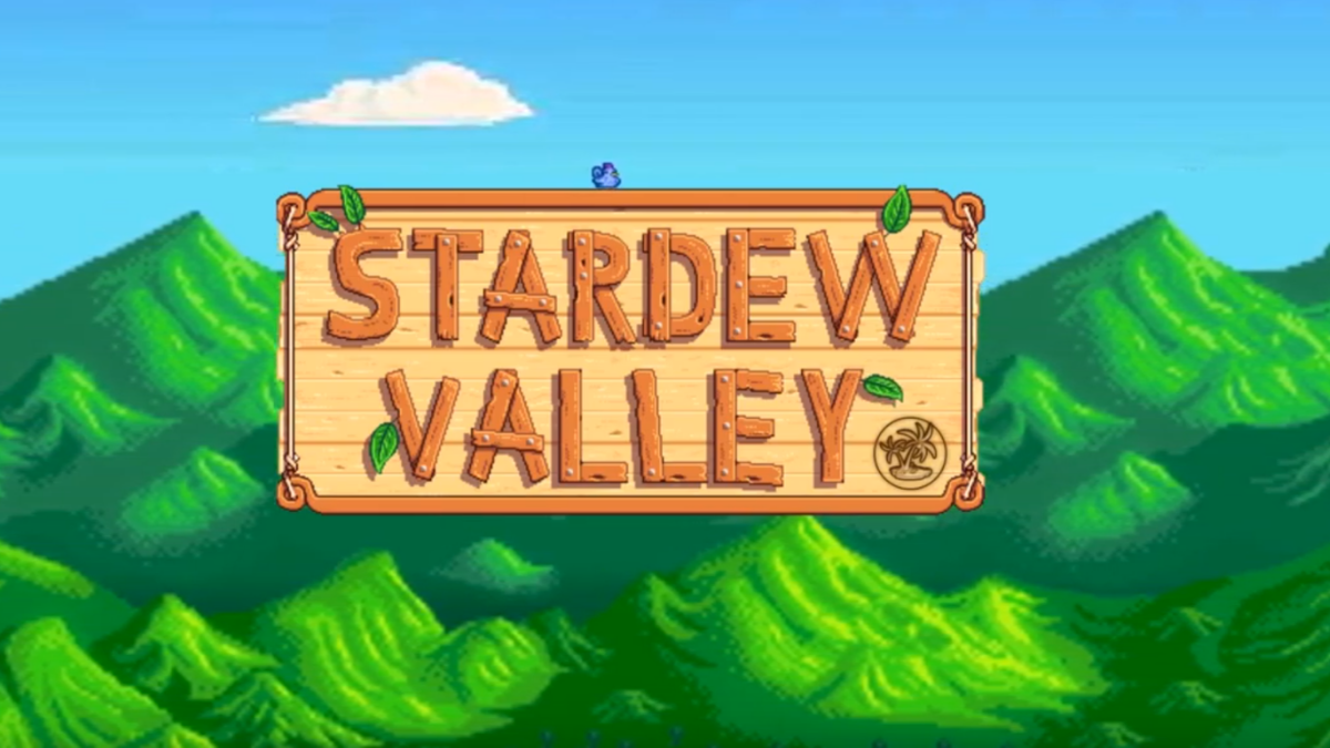stardew valley logo